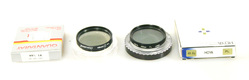 SET OF 2 49MM POLARIZER FILTERS
