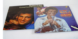 2 SINGLE ALBUMS BOBBY VINTON