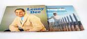 1 SINGLE ALBUM, 1 DOUBLE ALBUM LENNY DEE