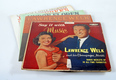 4 SINGLE ALBUMS LAWRENCE WELK