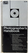 PHOTOGRAPHERS HANDBOOK BY TIME LIFE