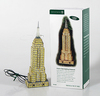 EMPIRE STATE BUILDING ORNAMENT NEW IN PACKAGING