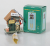BIRD HOUSE WIND CHIME [NEW IN BOX]