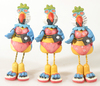 TOUCAN WIRE FIGURINES SET OF 3